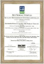 Det Norske Veritas - ISO 9001-2008